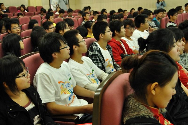 浙江农林大学第二届GIS节顺利举行